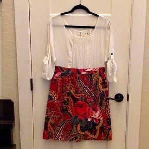 Anthropologie Dresses - Anthropologie Edme & Esyllte Easy as Pie Dress